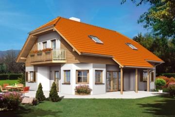 Modello Casa in Legno Family II di Vario Haus
