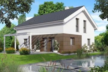 Modello Casa in Legno Family III di Vario Haus