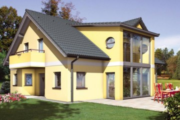 Modello Casa in Legno Family IV di Vario Haus