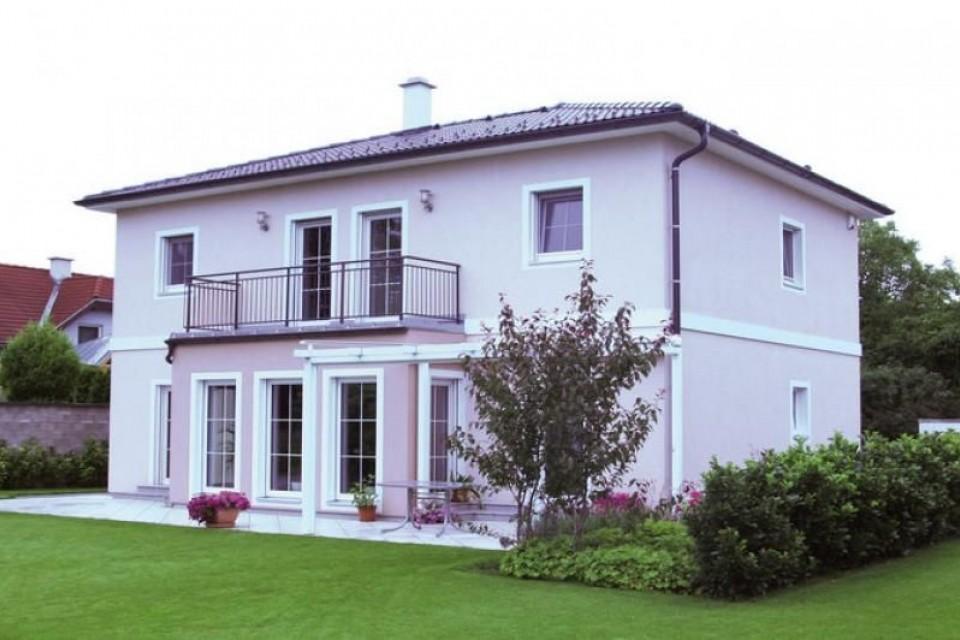 Casa in Legno in stile Classico: Family VI L