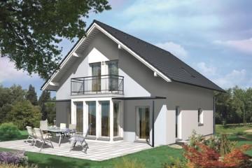 Modello Casa in Legno Family VIII di Vario Haus