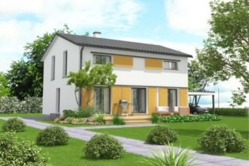 Modello Casa in Legno Novum di Vario Haus