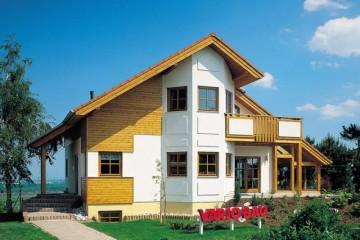 Modello Casa in Legno Erkerhaus EM 90 di Vario Haus