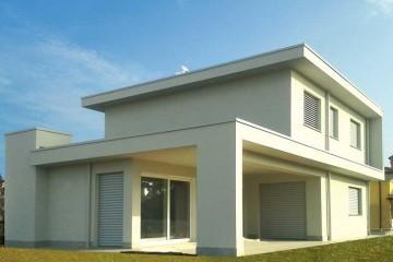 Casa in Legno Calvenzano Tura