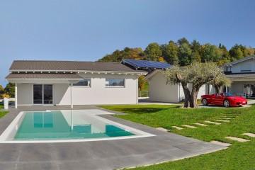 Realizzazione Casa in Legno Casa Lisa di Vibrobloc S.p.A.