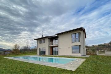 Realizzazione Casa in Legno Casa Susanna di Vibrobloc S.p.A.