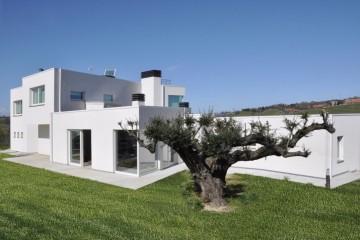 Modello Casa in Legno Casa Walter di Vibrobloc S.p.A.