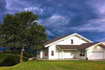 Case in Legno e Villette in Legno:  Casa Montefenaro Vibro-Bloc