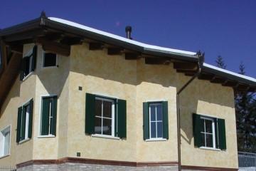 Realizzazione Casa in Legno Casa Lienda di Vibrobloc S.p.A.