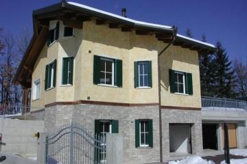 Case in Legno e Villette in Legno:  Casa Lienda Vibro-Bloc
