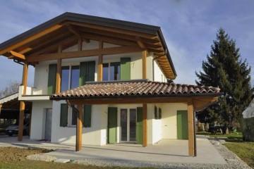 Case in Legno:  Casa Aurora