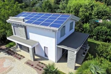 Realizzazione Casa in Legno Casa Milla di Vibrobloc S.p.A.