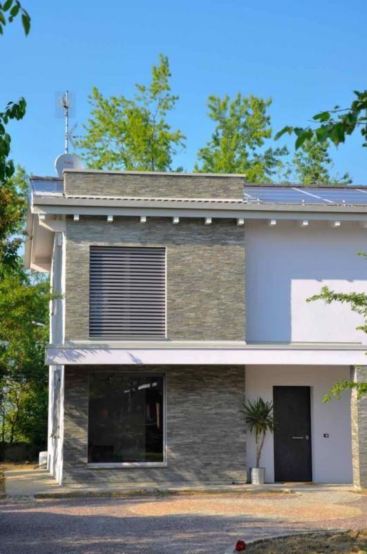 Case in legno Vibrobloc S.p.A.  Casa Milla