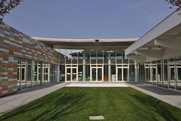 Realizzazione Edificio Pubblico (scuola, chiesa) in Legno Asilo Concorde di Vibrobloc S.p.A.
