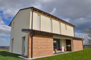 Realizzazione Casa in Legno Casa Klaus di Vibrobloc S.p.A.