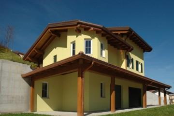 Case in Legno e Villette in Legno:  Casa Claudia Vibro-Bloc