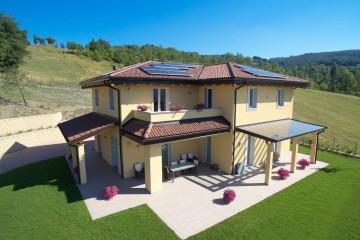 Realizzazione Casa in Legno Casa FP di Vibrobloc S.p.A.