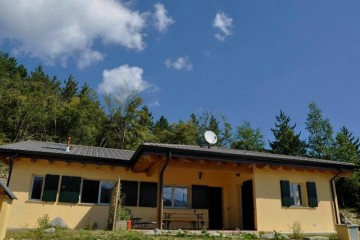 Case in Legno e Villette in Legno: Casa Monofamiliare - Roccapelago Vibro-Bloc