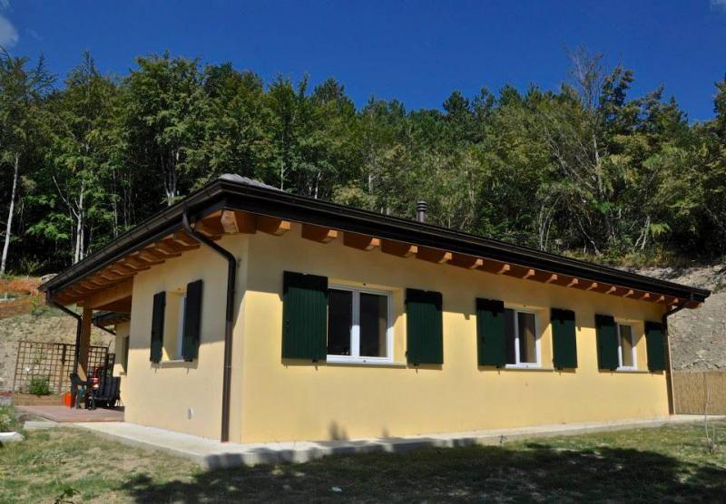 Case in legno Vibrobloc S.p.A. Casa FP