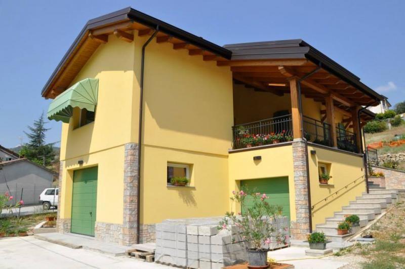 Case in legno Vibrobloc S.p.A. Casa Antonio