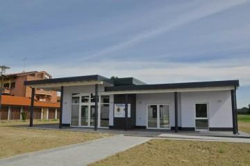 Strutture ricettive (hotel, villaggi) in Legno: Pala Rotary Vibro-Bloc