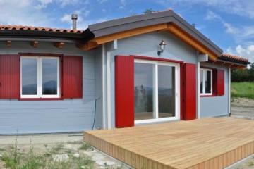 Case in Legno e Villette in Legno: Casa Luna Vibro-Bloc