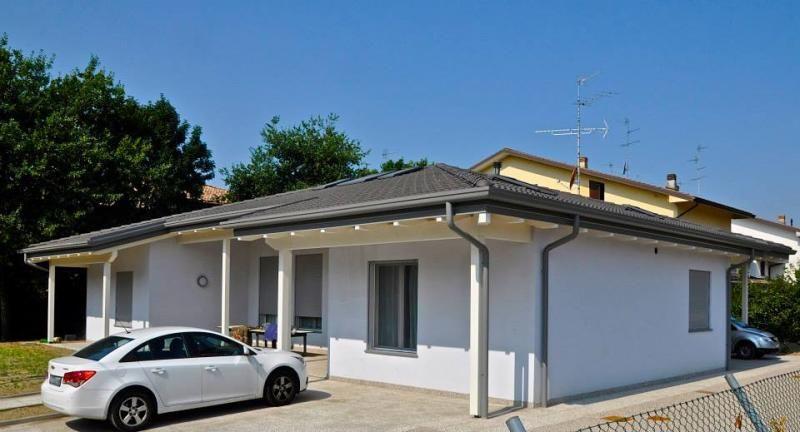 Case in legno Vibrobloc S.p.A.  Casa Simona