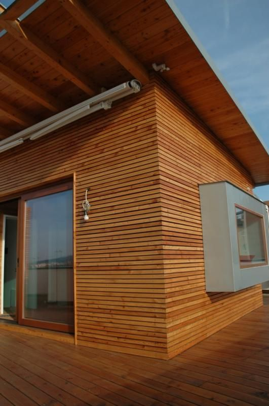 Case in legno Vibrobloc S.p.A. Casa Bibbona