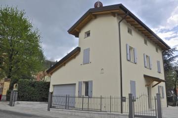 Realizzazione Casa in Legno Casa Maria Pia di Vibrobloc S.p.A.
