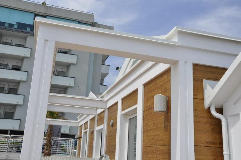 Case in legno Vibrobloc S.p.A. Casa Riccardo