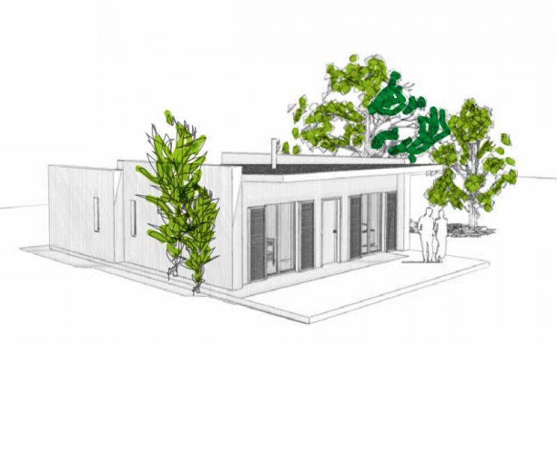 Case in legno Gruppo Forest Solutio 80