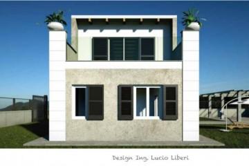 Realizzazione Casa in Legno Solutio 90 di Gruppo Forest