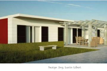 Realizzazione Casa in Legno Solutio 110 di Gruppo Forest