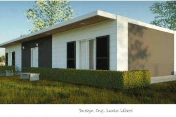 Realizzazione Casa in Legno Solutio 110 Family di Gruppo Forest