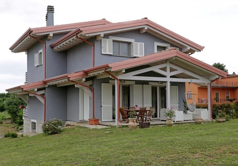 Case in legno Gruppo Forest Vasanello