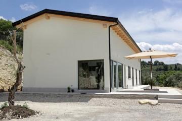 Realizzazione Casa in Legno Mompeo di Gruppo Forest