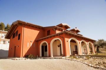 Realizzazione Casa in Legno Montesilvano di Gruppo Forest