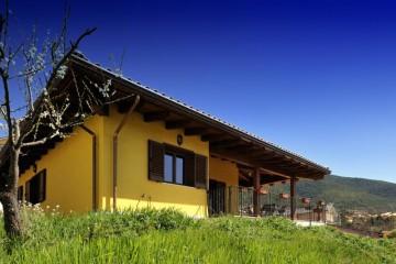 Realizzazione Casa in Legno Cansatessa di Gruppo Forest