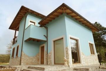 Realizzazione Casa in Legno Palombaia di Sassa di Gruppo Forest