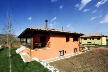 Realizzazione Casa in Legno Sant'Eusano Forconese di Gruppo Forest