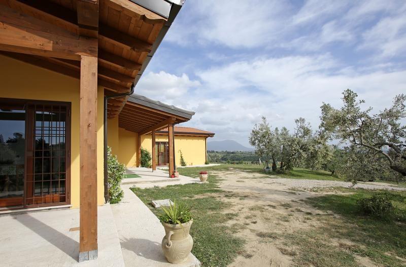 Case in legno Gruppo Forest Fara in Sabina