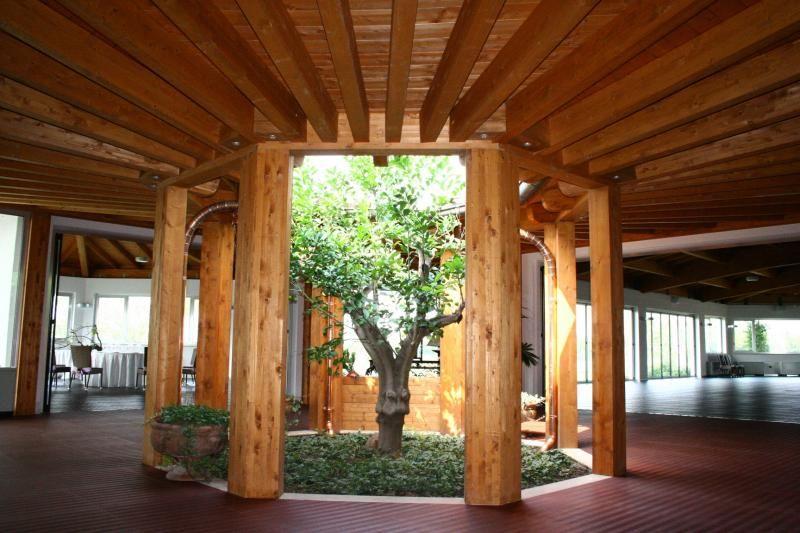 Tetti in Legno in legno Gruppo Forest Capua