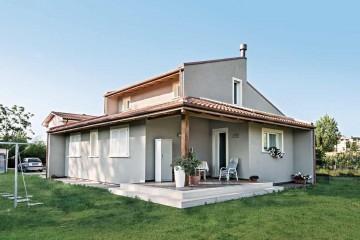 Realizzazione Casa in Legno Firenze di COSTANTINI LEGNO - L.A. COST