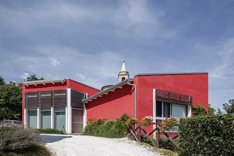 Case in legno COSTANTINI LEGNO - L.A. COST Ancona - Marche