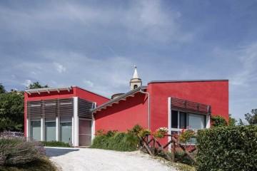Realizzazione Casa in Legno Ancona - Marche di COSTANTINI LEGNO - L.A. COST