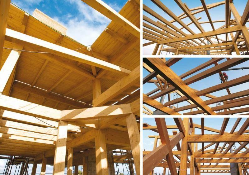 Casa in legno modello umbria di costantini legno l a cost for Case in legno umbria
