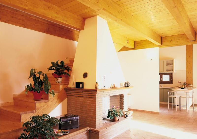 Casa in legno modello umbria 2 di costantini legno l a cost for Case in legno umbria