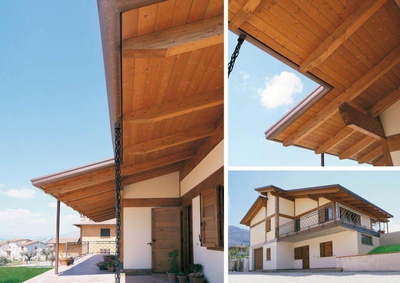 Case in legno COSTANTINI LEGNO - L.A. COST Teramo