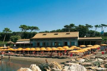 Strutture ricettive (hotel, villaggi) in Legno: Stabilimento Balneare – Toscana L.A. COST