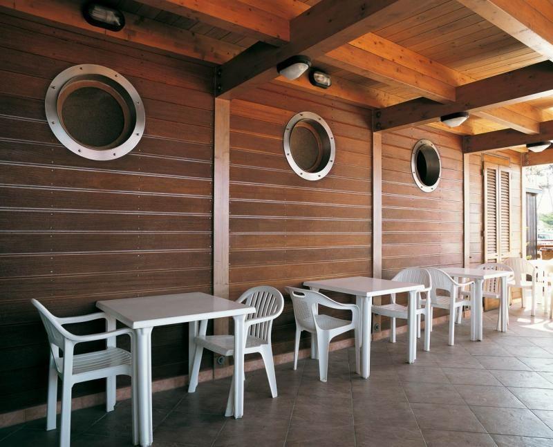 Strutture ricettive (hotel, villaggi) in legno COSTANTINI LEGNO - L.A. COST Stabilimento Balneare – Toscana